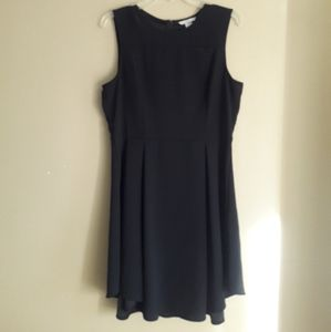 Divided By H&M Black/White Dress Stretch Women's S